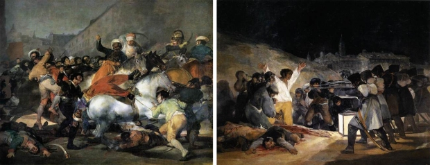 Francisco-Goya-Second-of-May-and-Third-of-May